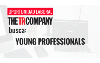 En The TR Company buscamos YOUNG PROFESSIONALS