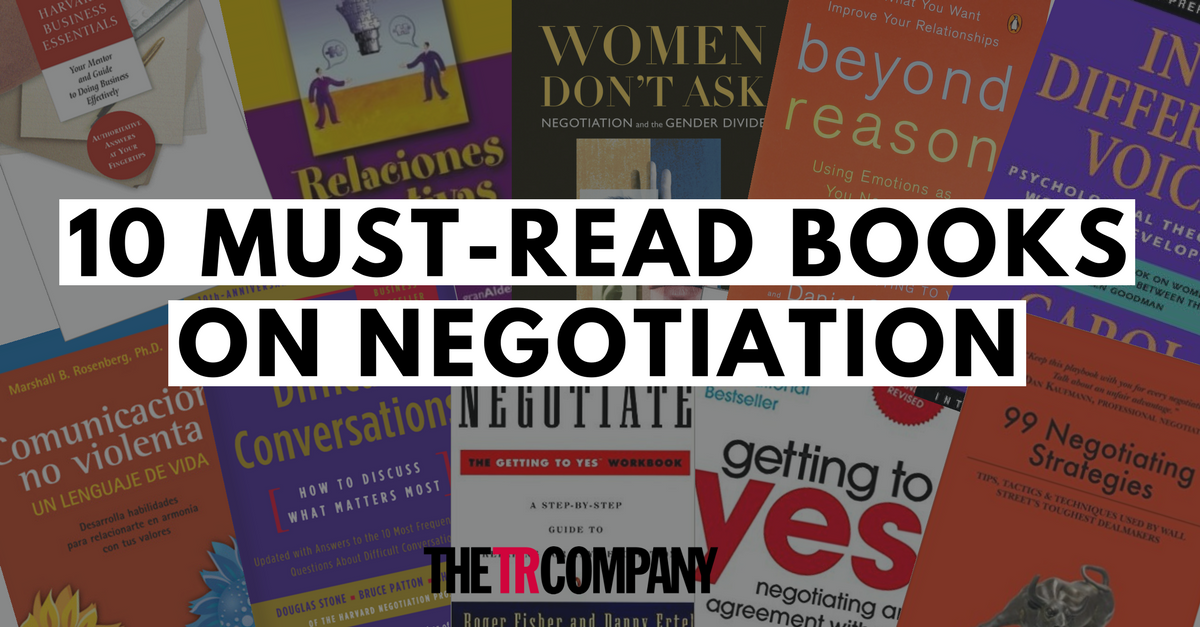 10-suggested-books-on-negotiation